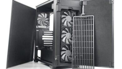 Antec P10 Flux case