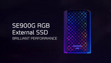 SE900G EXTERNAL USB 3.2