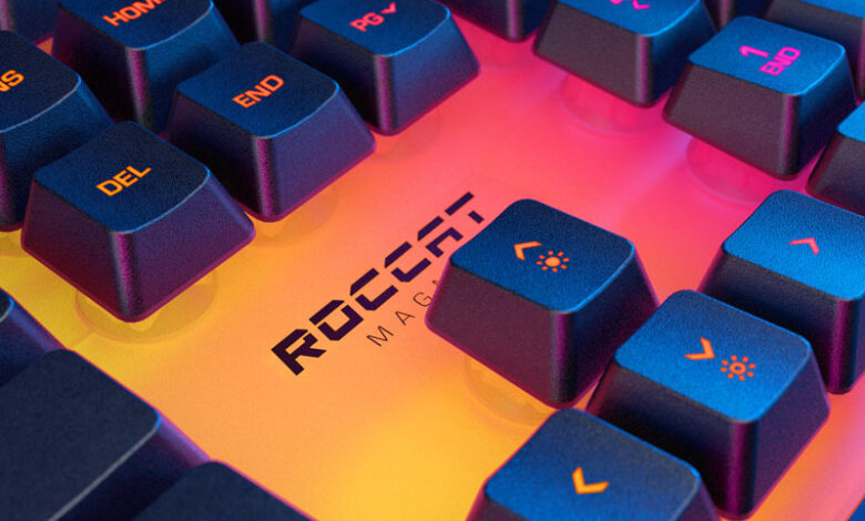 ROCCAT Magma Keyboard Review