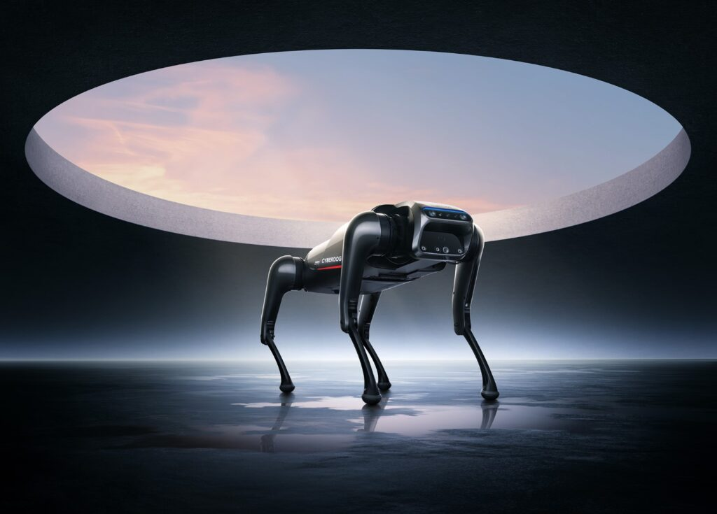Xiaomi today took another bold step into the future of technology with its new bio-inspired quadruped robot - CyberDog