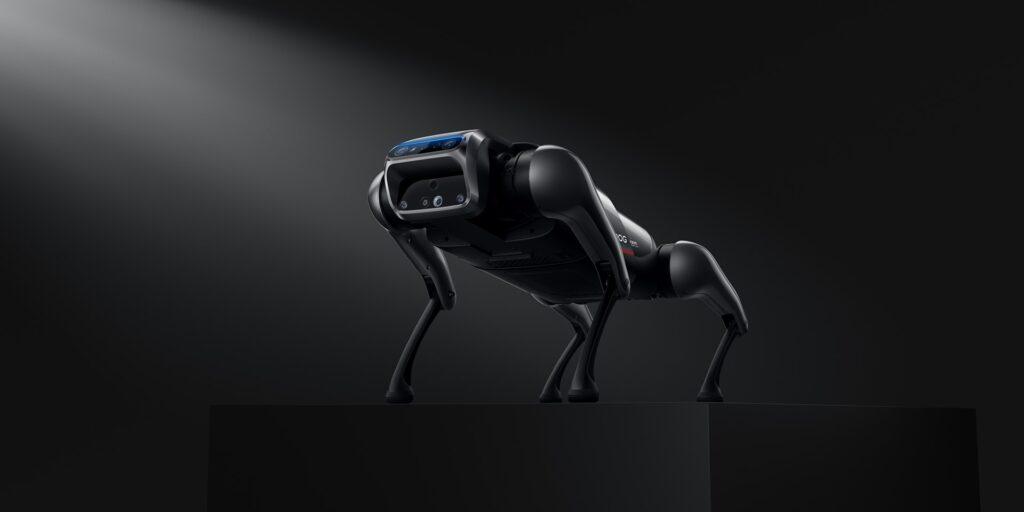 Xiaomi CyberDog pose