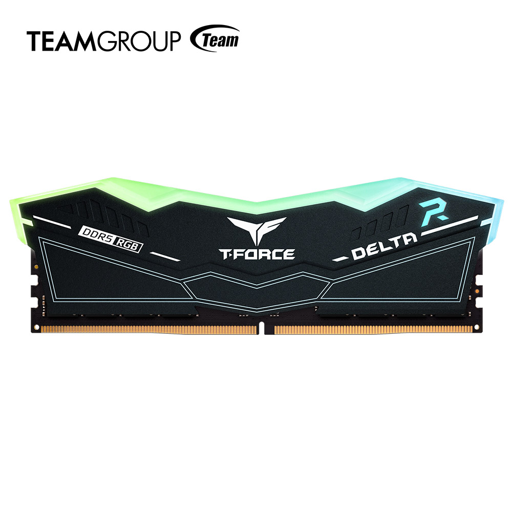 TEAMGROUP Bringing RGB to Next-Gen DDR5 - Black XMP