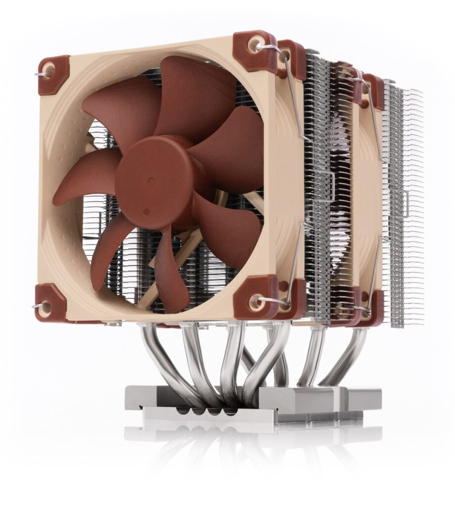 Noctua presents CPU coolers for Intel's LGA4189 Xeon