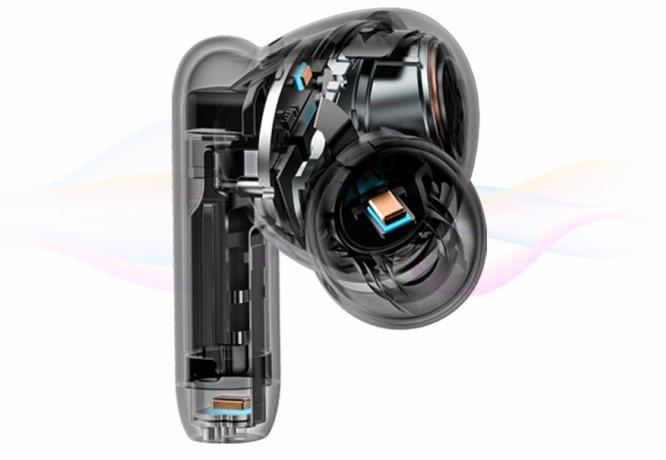 EDIFIER TWS330 NB earbuds