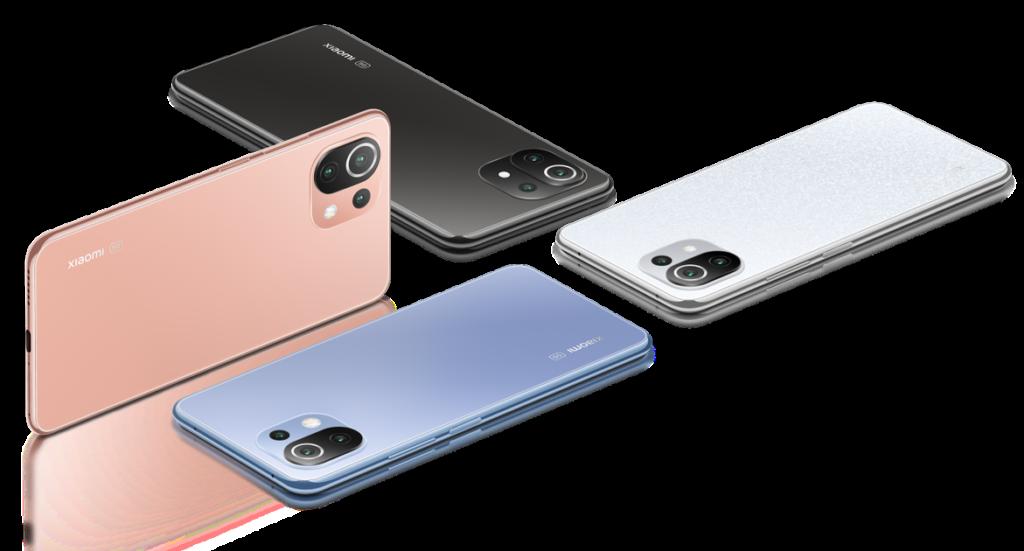 Xiaomi Lite 5G NE Mobiles